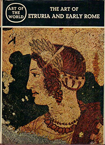 9781199274717: The Art of Etruria and Early Rome (Art of the World Series)