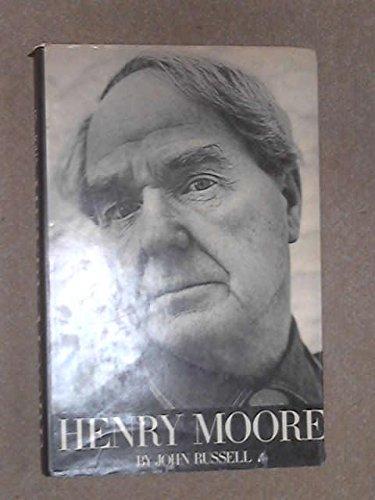 9781199311979: Henry Moore