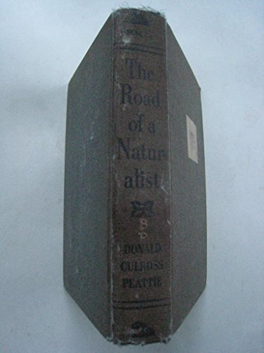 9781199322142: The Road of a Naturalist