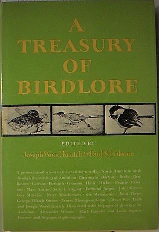9781199335791: A Treasury of Birdlore.