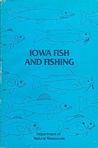 Iowa Fish and Fishing: Harlan, James R.