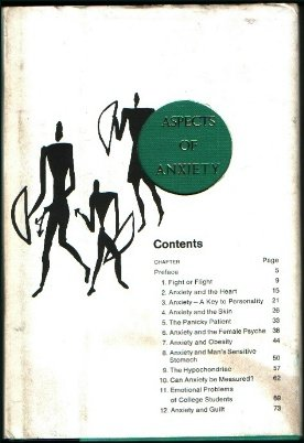 9781199371287: Aspects of Anxiety