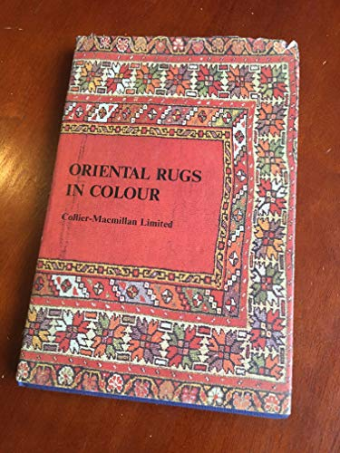 9781199391643: Oriental Rugs In Colour