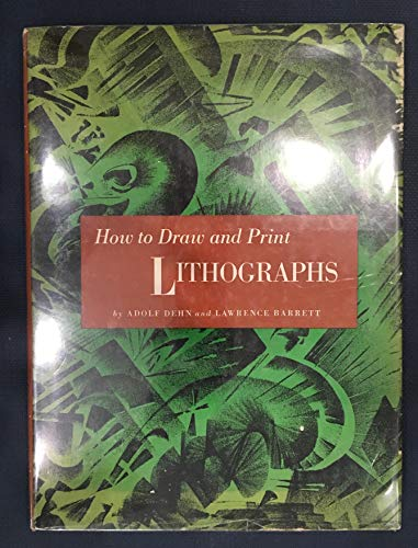 9781199396860: How to draw and print lithographs