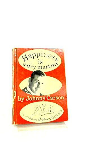 Happiness Is a Dry Martini: Johnny Carson