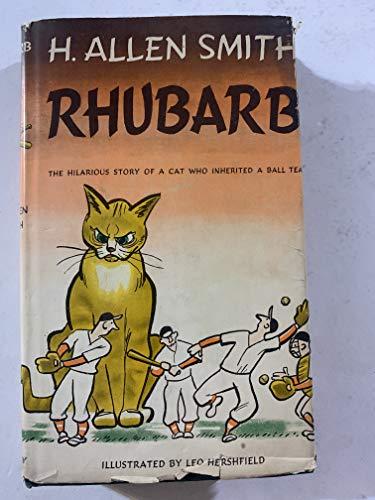 Rhubarb (119941154X) by H. Allen Smith