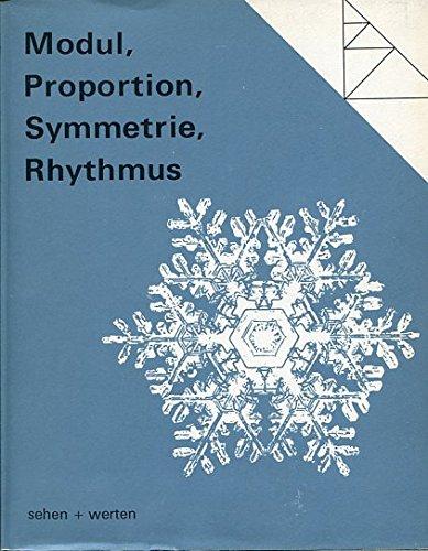 9781199416322: Module Symmetry Proportion