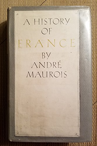 9781199422521: A history of France