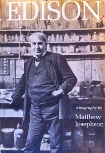 9781199430687: Edison: A Biography