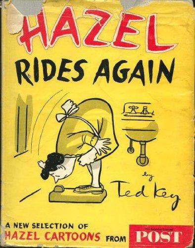 9781199432032: Hazel rides again;: A new selection of Hazel cartoons