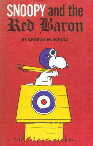 9781199432827: Snoopy and the Red Baron