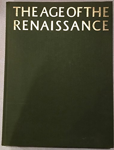 The age of the Renaissance: Denys Hay