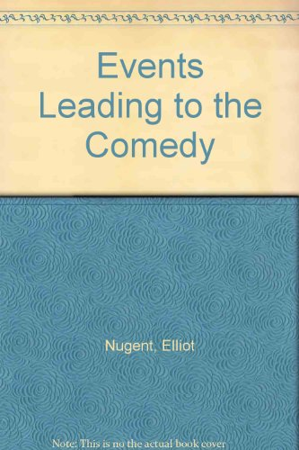 9781199451613: Events Leading to the Comedy