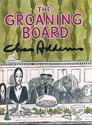 9781199466396: The Groaning Board. 1964. Cloth with dustjacket.