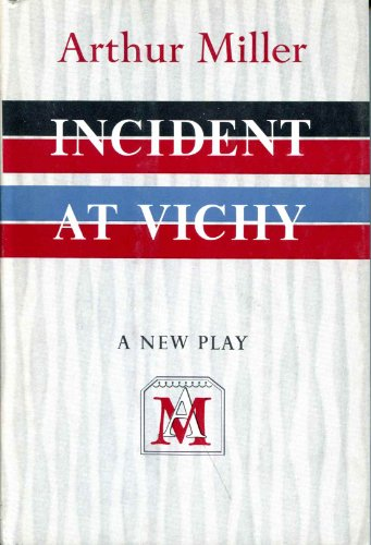 9781199482228: Incident at Vichy;: A play