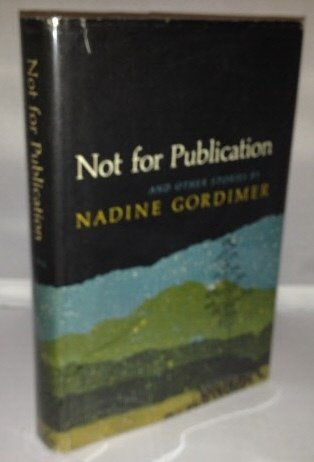 9781199482235: Not for Publication: And Other Stories