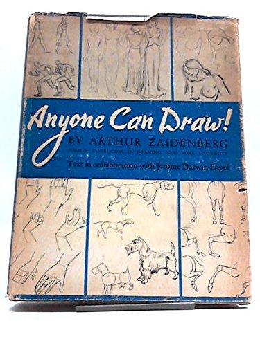 9781199484529: Anyone can draw!