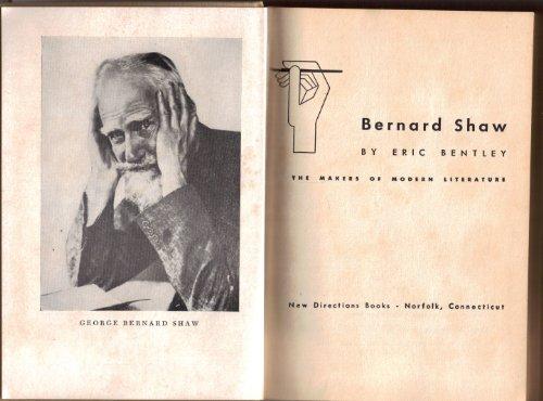 9781199489265: Bernard Shaw: [a reconsideration] (The makers of modern literature)