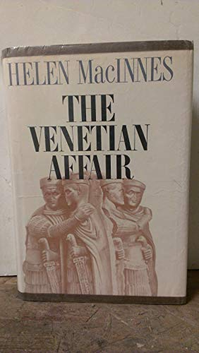 9781199519054: The Venetian Affair