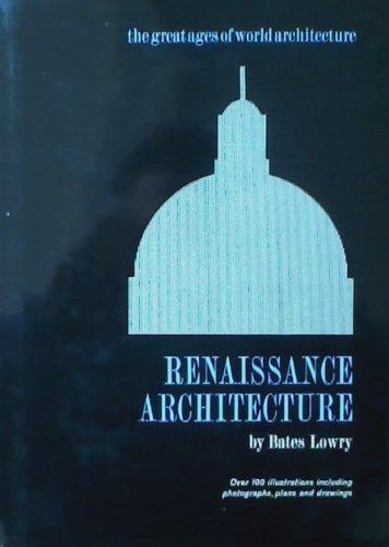 9781199544339: Renaissance Architecture Great Ages of W