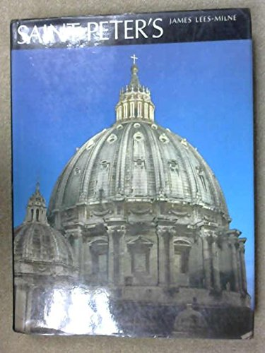 9781199553348: Saint Peter's: the story of Saint Peter's Basilica in Rome