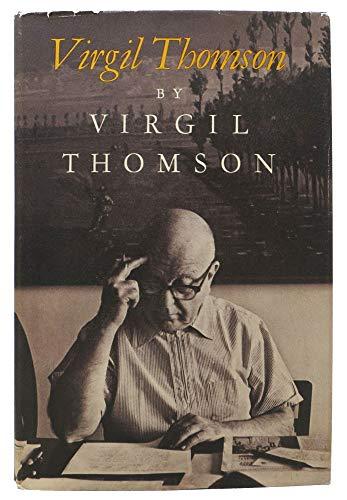 9781199588968: Virgil Thomson