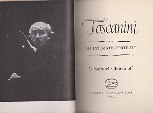 Toscanini (An Intimate Portrait): Samuel Chotzinoff