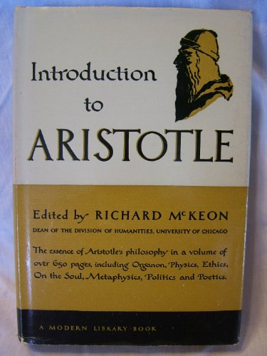 9781199634429: Introduction To Aristotle