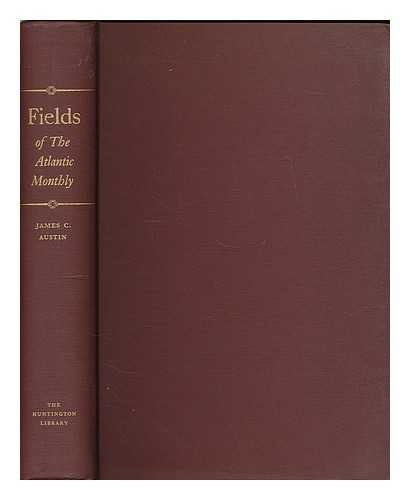 9781199646163: Fields of the Atlantic Monthly Letters T