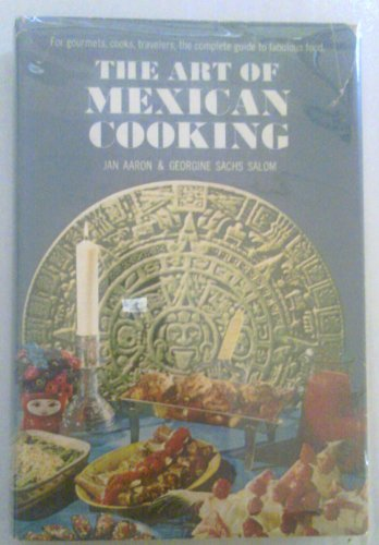 Art of Mexican Cooking: Jan & Salom, Georgine Sachs Aaron Art, RED DISHES 3