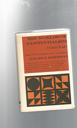 9781199693976: Worlds of Existentialism a Critical Reader