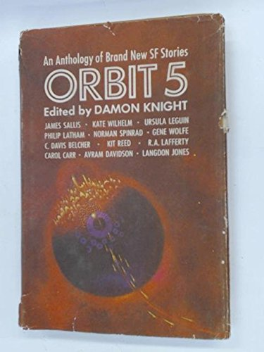 9781199707437: Orbit 5: An Anthology of Brand New SF Stories