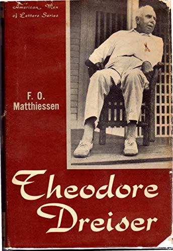 9781199719164: Theodore Dreiser (American men of letters series)