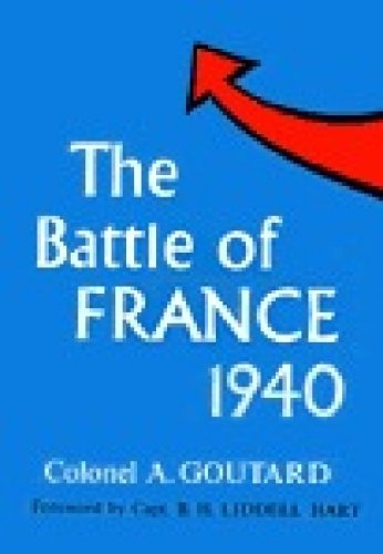 9781199728302: The Battle of France, 1940