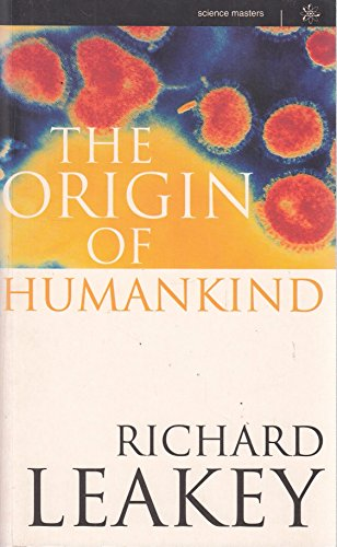 9781199746368: Origin of Humankind