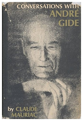 9781199752055: Conversations with Andre Gide