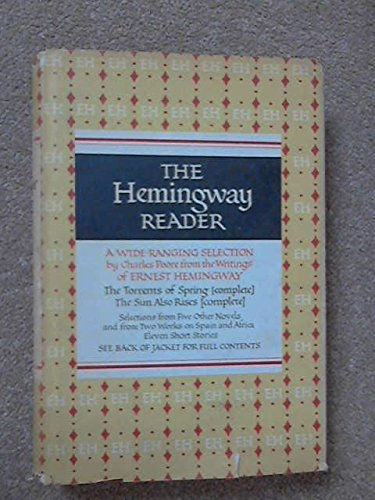 9781199764836: The Hemingway Reader