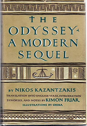 9781199779502: The Odyssey; a Modern Sequel [Gebundene Ausgabe] by
