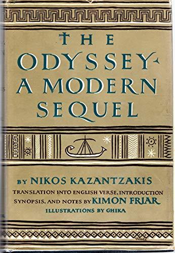 9781199779502: The Odyssey; a Modern Sequel [Gebundene Ausgabe] by