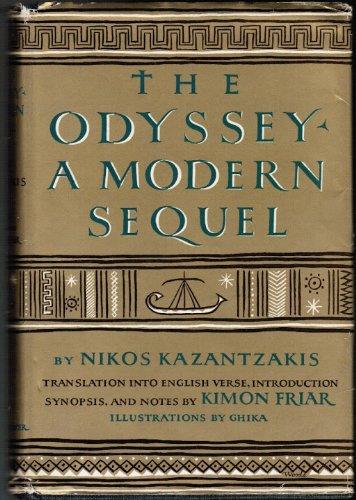 9781199779502: The Odyssey; a Modern Sequel