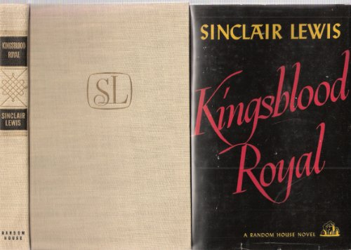 9781199788702: Kingsblood royal