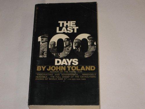 9781199790781: The Last 100 Days
