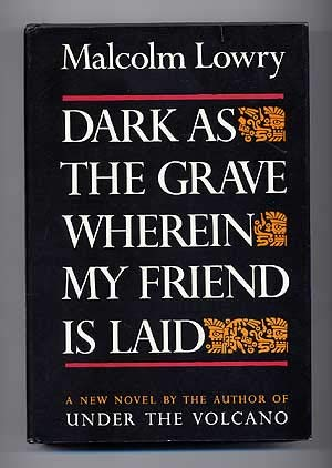 9781199791597: Dark as the grave wherein my friend is laid