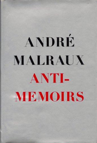 9781199793867: Anti-Memoirs