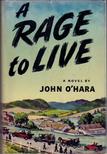 9781199810717: a rage to Live