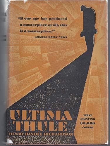 9781199821959: Ultima thule.