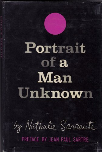 Portrait of a Man Unknown (1199825158) by Sarraute, Nathalie