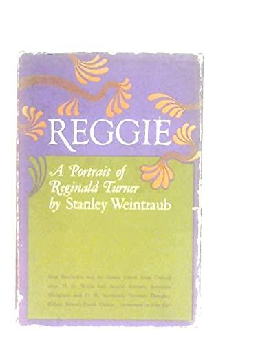 9781199842282: Reggie: A portrait of Reginald Turner