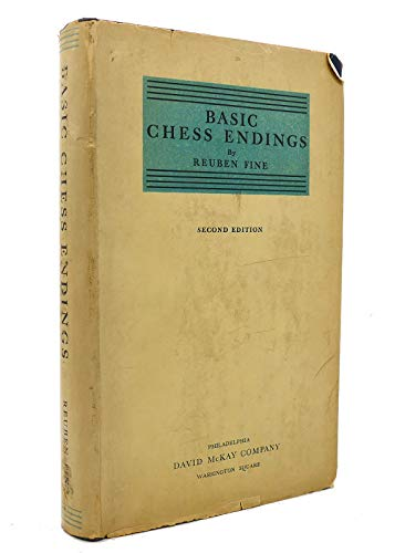 9781199854841: Basic Chess Endings