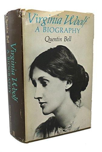 9781199863003: Virginia Woolf a Biography